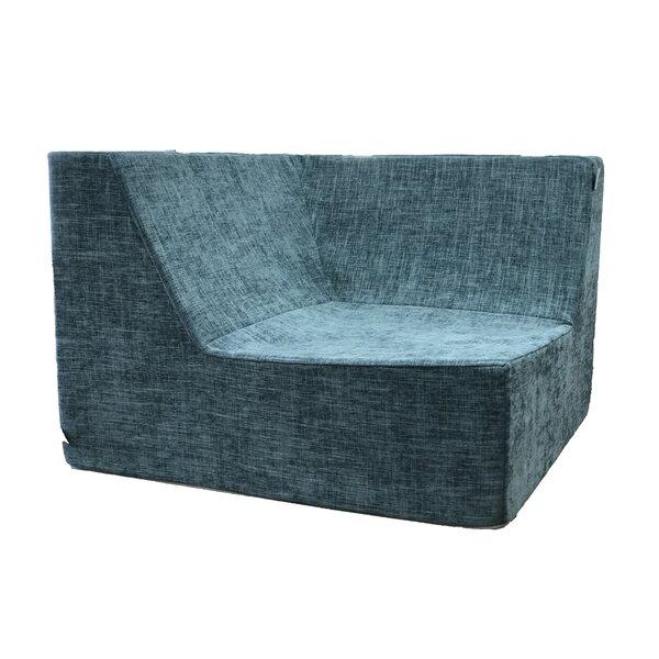 Acheson Corner Chair with Zipper by Brayden Studio