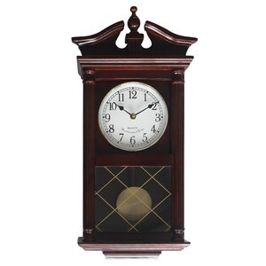 Rectangular Pendulum Wall Clock