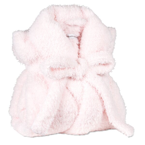Stretch Chenille Cover Up Bathrobe by Little Giraf