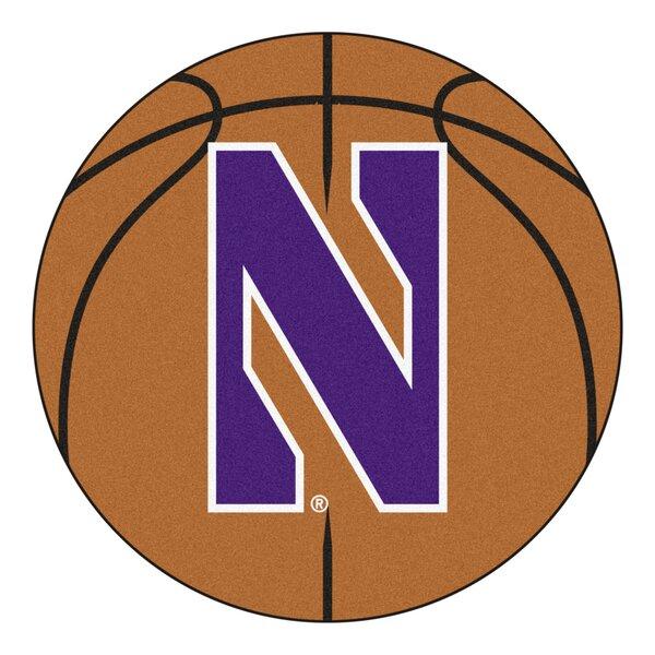 NCAA Northwestern University Basketball Mat by FANMATS