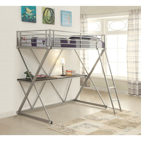 Continuum Workstation Loft Bed By Harriet Bee by Harriet Bee Top Reviews