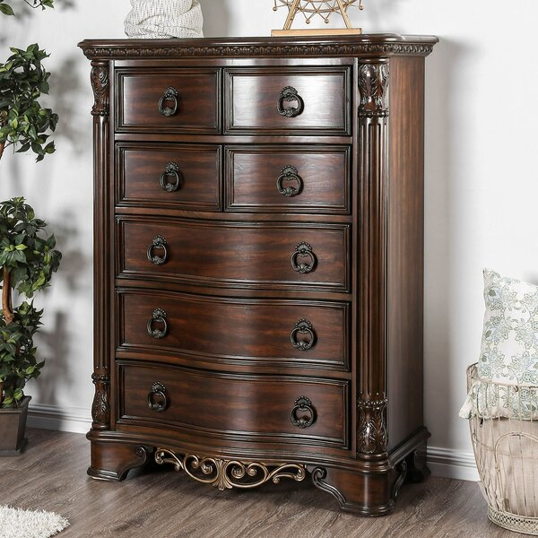 Taraval 7 Drawers Chest by Astoria Grand