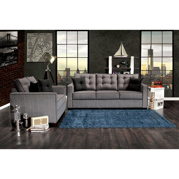 Urban Valor Configurable Living Room Set by Hokku Designs