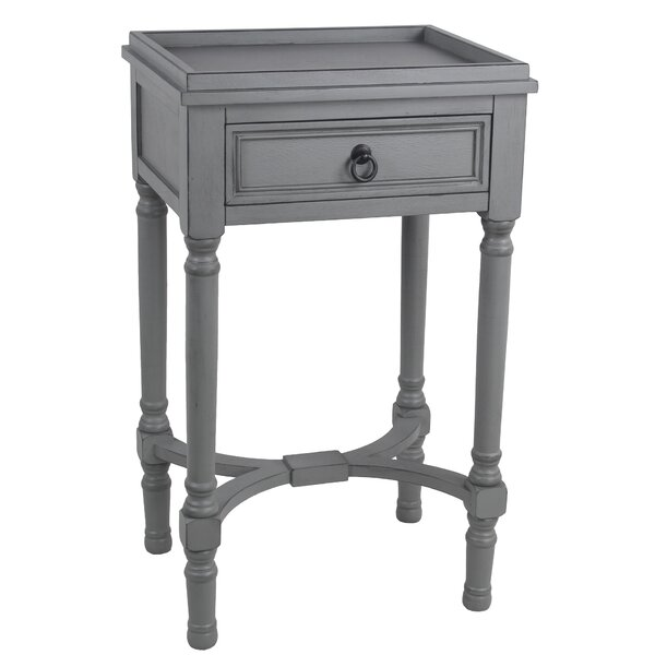 Mcdougald End Table with Storage by Gracie Oaks Gracie Oaks