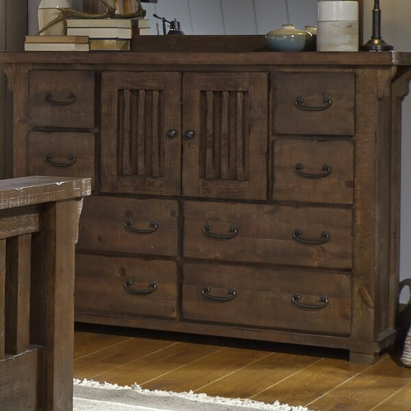 Buckleys 8 Drawer Combo Dresser by Loon Peak