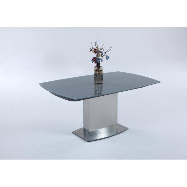 Johannah Extendable Dining Table by Orren Ellis