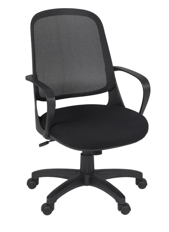 Perfect Modern Swivel Mesh Office Chair By Symple Stuff