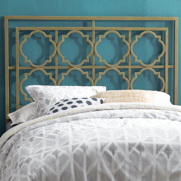Cepheus Open-Frame Headboard by Mercury Row