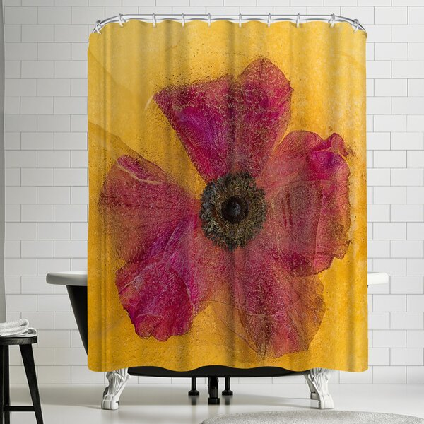 Zina Zinchik Frida Shower Curtain by East Urban Home