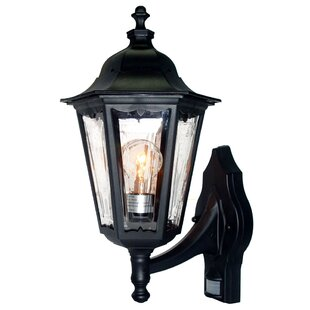 Affordable Price Mishra Outdoor Sconce By August Grove