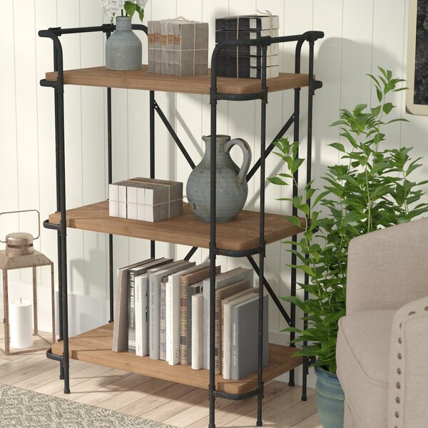 Navarrette Etagere Bookcase by Laurel Foundry Modern Farmhouse