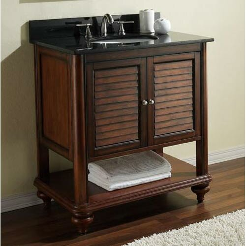 Dunsmuir 25 Single Bathroom Vanity Set by Bay Isle Home