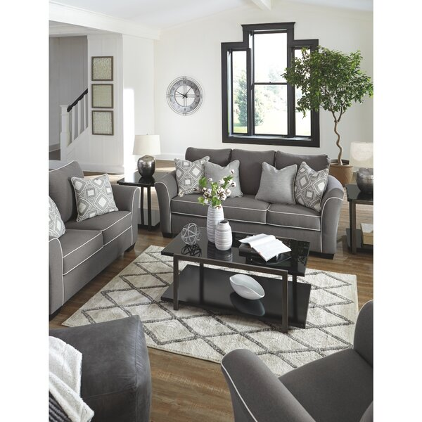 Domani 3 Piece Configurable Living Room Set by Signature Design by Ashley