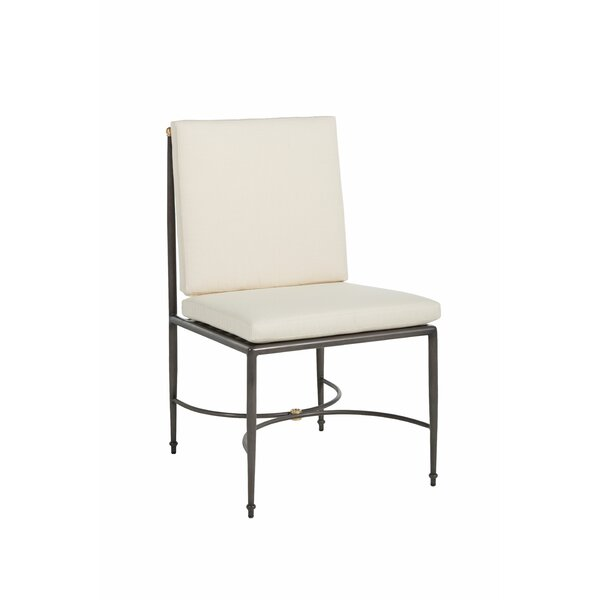 Roma Patio Chair with Cushions (Set of 2) by Summer Classics
