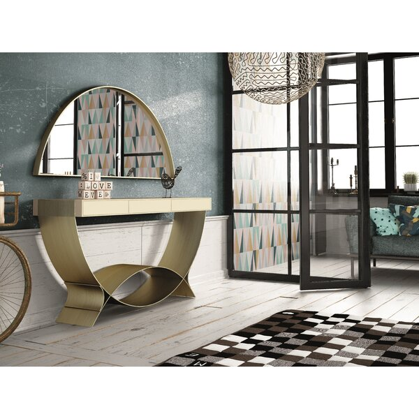 Everly Quinn White Console Tables
