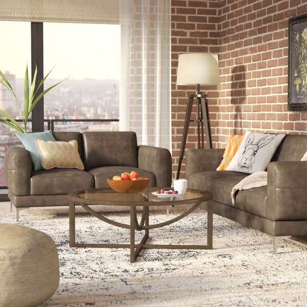 Bryce 2 Piece Living Room Set by Trent Austin Design