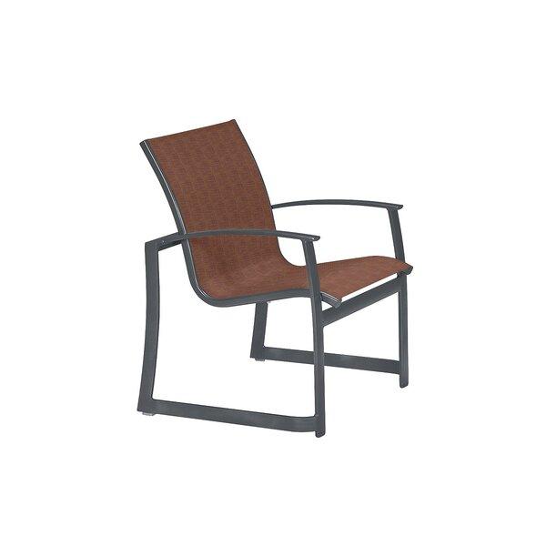 Mainsail Patio Dining Chair by Tropitone