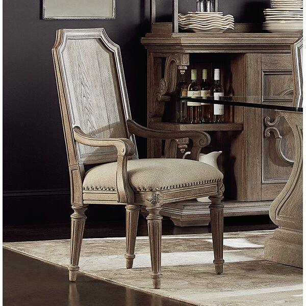 Carolin Arm Chair (Set of 2) by One Allium Way One Allium Way