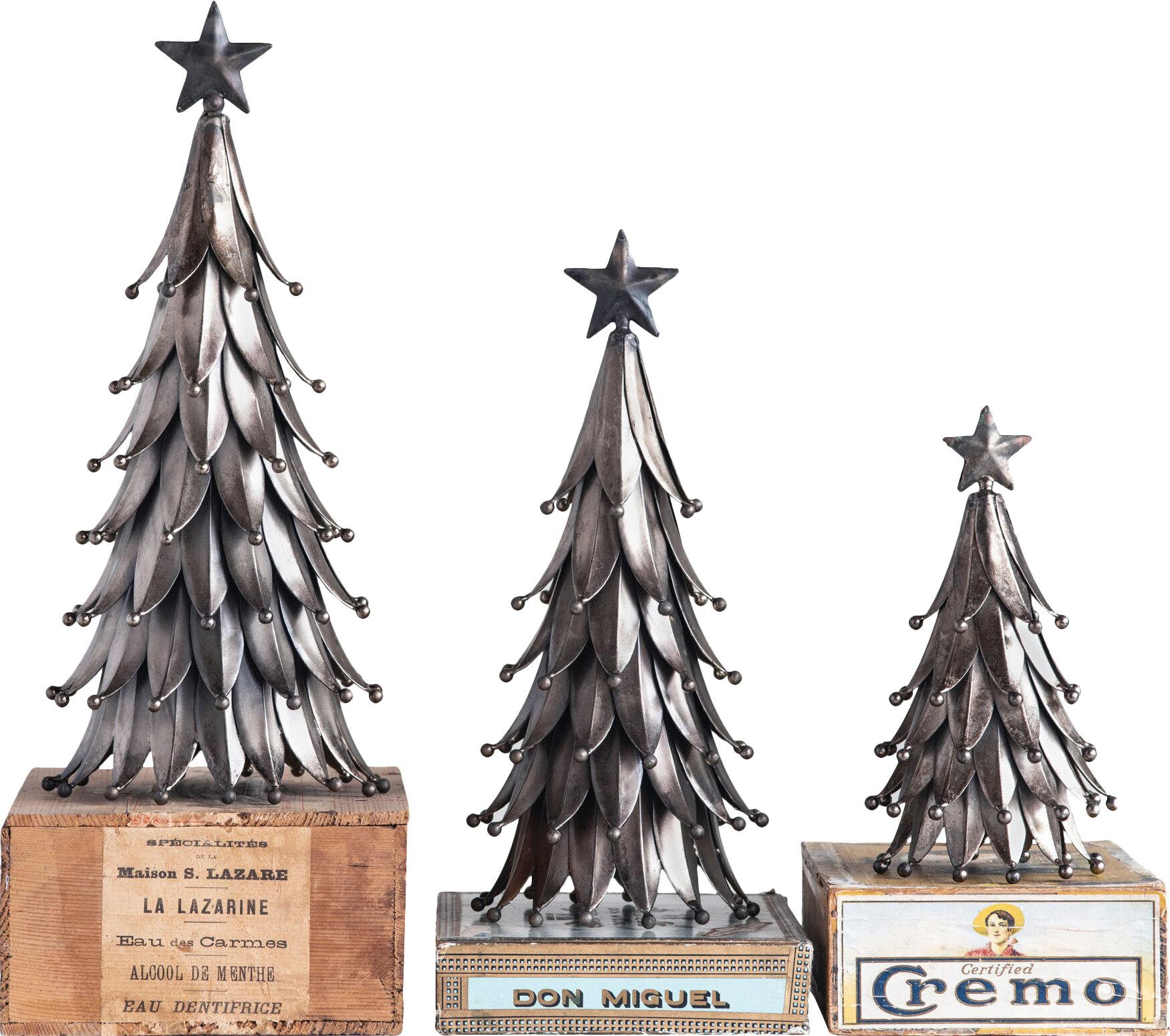 Greyleigh Metal Christmas Tabletop Tree