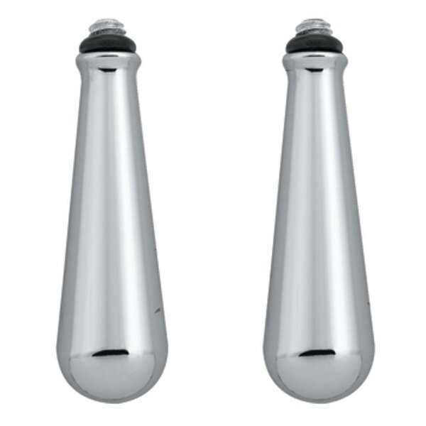Traditional Lever Handle Insert (Set of 2) by Moen