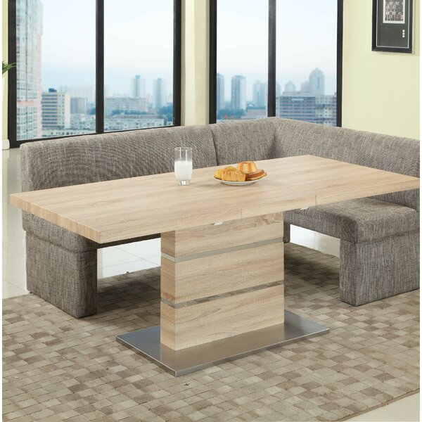 Best #1 Angelo Extendable Dining Table By Wade Logan New Design