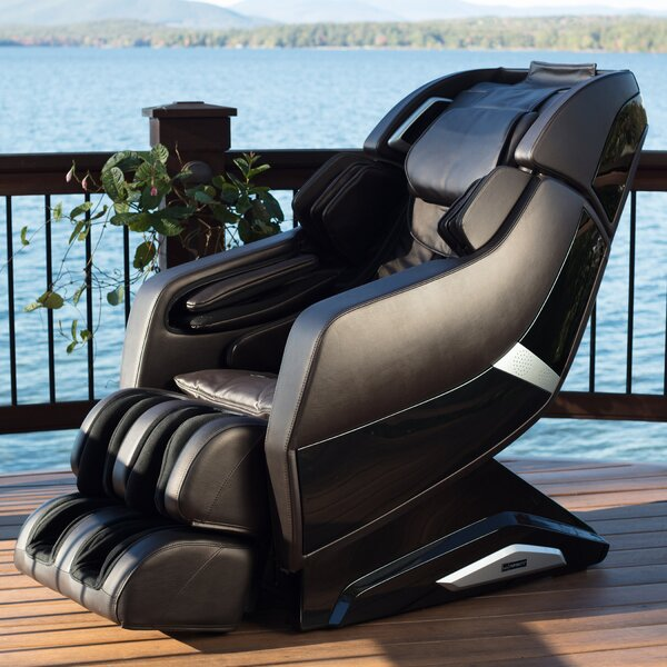 Infinity Riage Reclining Adjustable Width Full Body Massage Chair