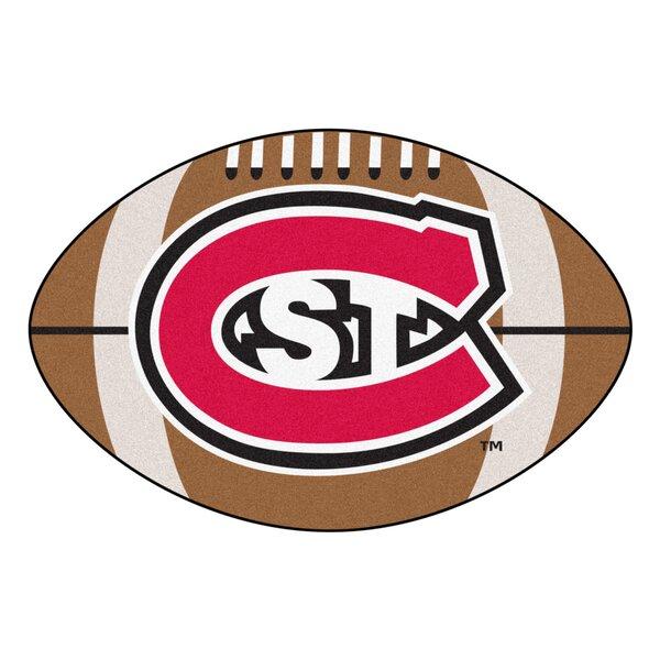 NCAA St. Cloud State University Football Doormat by FANMATS