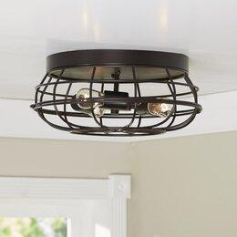 Modern ceiling lights allmodern flush mount lighting aloadofball Choice Image