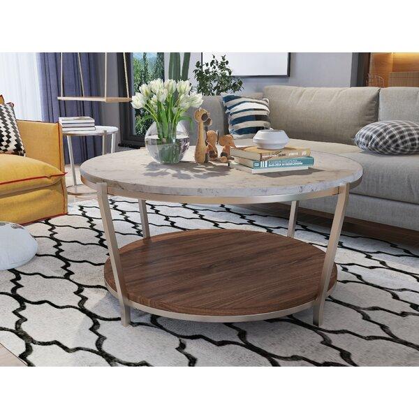 Cornaro Coffee Table By Brayden Studio