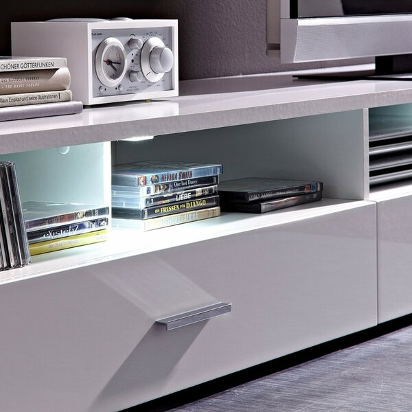 Lockett Entertainment Center by Orren Ellis