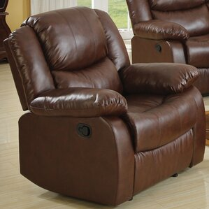 Susan Manual Glider Recliner by A&J Homes Studio