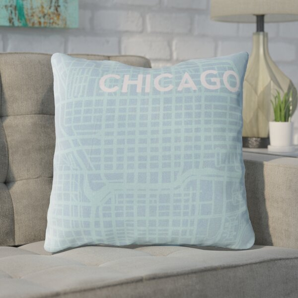 Dunstable Cotton Throw Pillow by Ivy Bronx