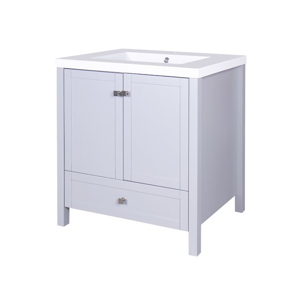 Draper 30 Single Bathroom Vanity Set by Ebern Designs