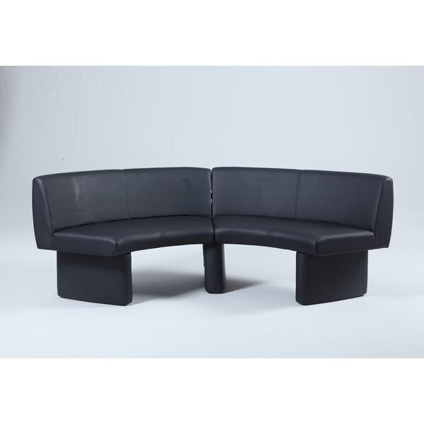 Keven Faux Leather Bench by Orren Ellis Orren Ellis