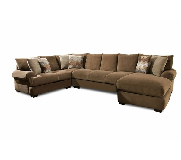 Huckins Sectional by Red Barrel Studio