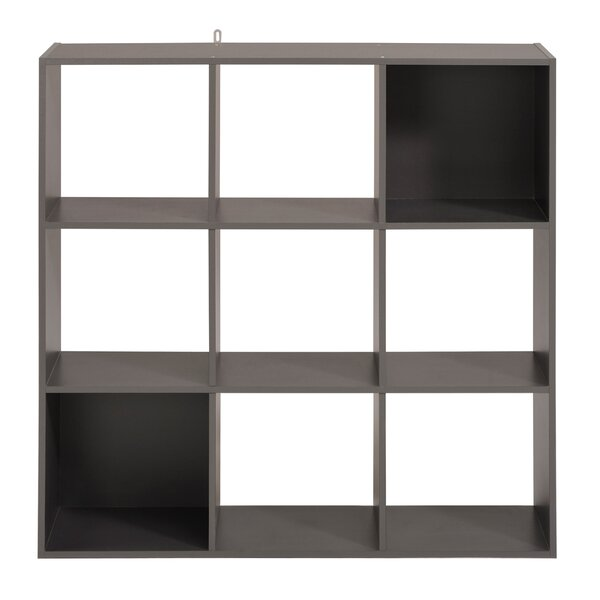 Aarav 9 Cube Unit Bookcase by Ebern Designs