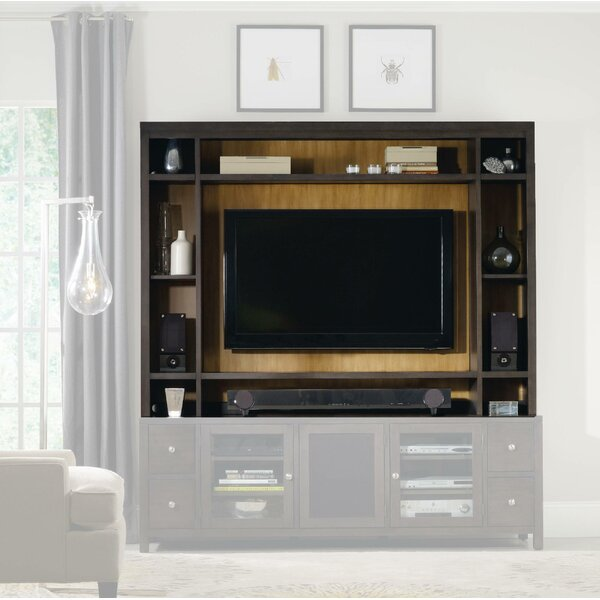 South Shore Entertainment Console Hutch by Hooker Furniture
