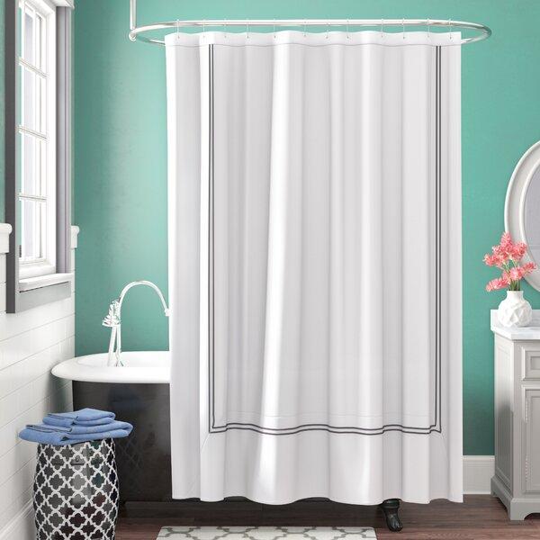 Buchanon Shower Curtain by Three Posts