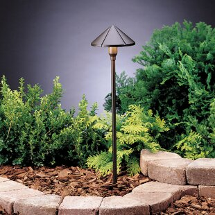 Shop For 1-Light Pathway Light By Kichler