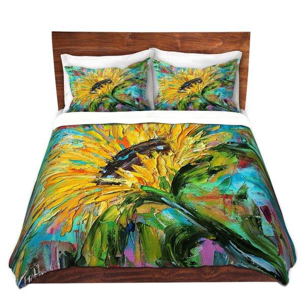 Sneed Karen Tarlton Sunflower Microfiber Duvet Covers