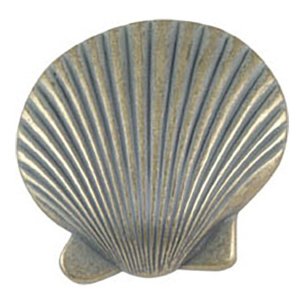 Sea Oysters Novelty Knob by Top Knobs
