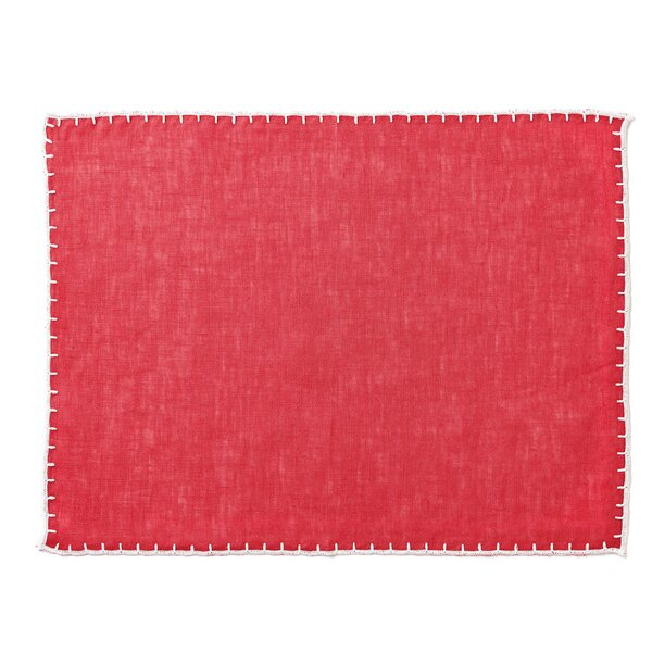 Whipstitch Placemat by VIETRI
