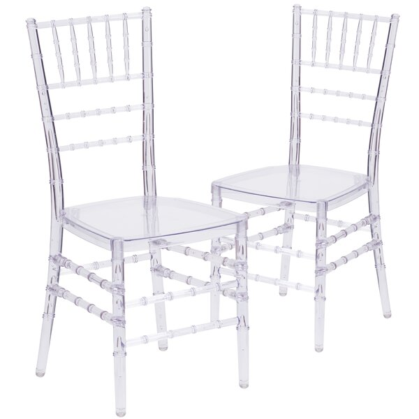 Chiavari Chair (Set of 2) by Flash Furniture