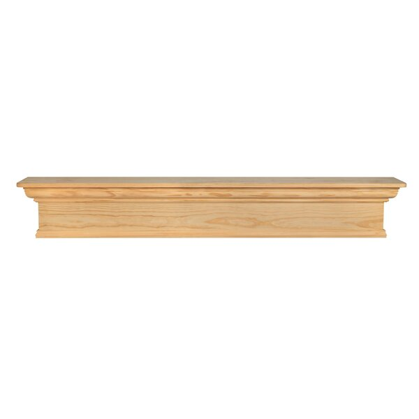 Savannah Fireplace Shelf Mantel by Pearl Mantels