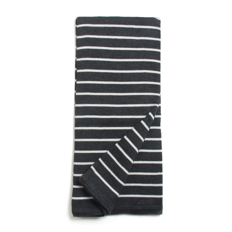 Remy Striped Throw