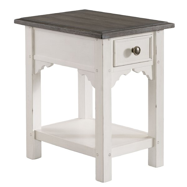 Trypimeni End Table with Storage by Astoria Grand Astoria Grand