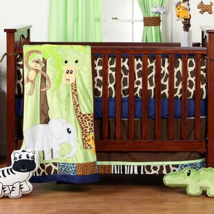 Check Prices Fernwood 3 Piece Crib Bedding Set By Zoomie Kids