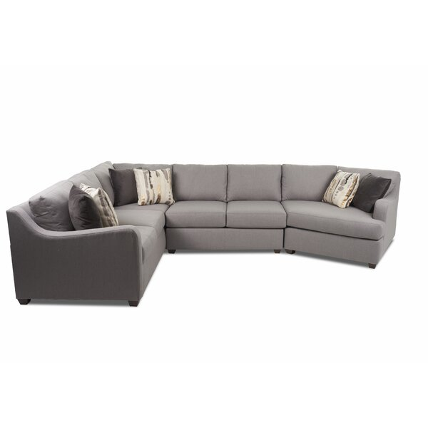 Demartini Sectional by Wade Logan