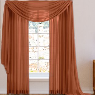 Living Room Valances & Kitchen Curtains | Wayfair