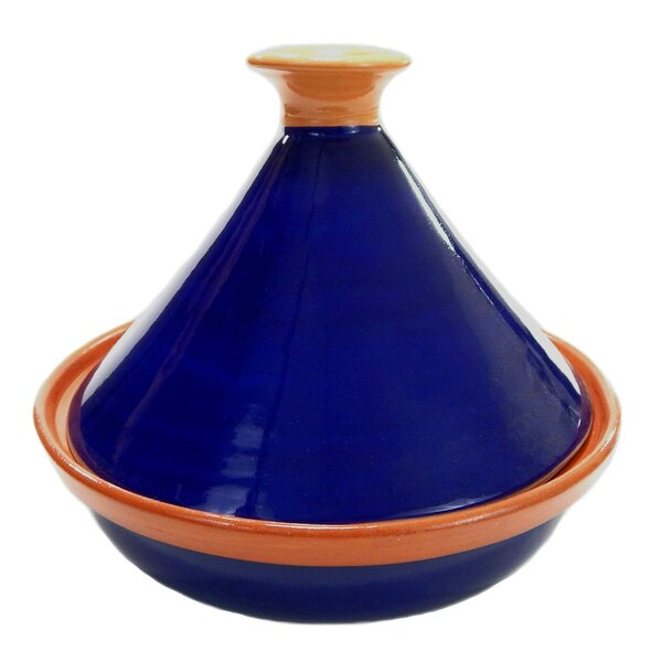 Ceramic Round Tagine by Le Souk Ceramique